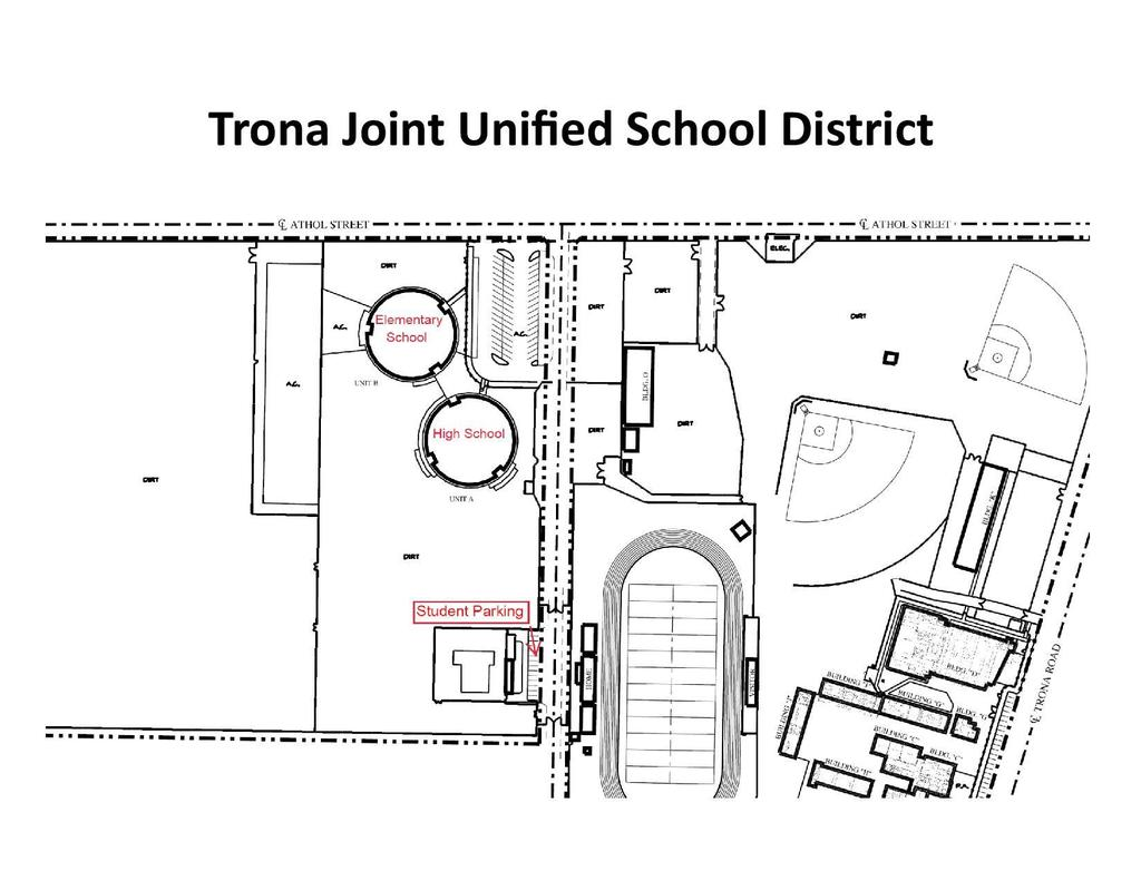 TJUSD with Student Parking