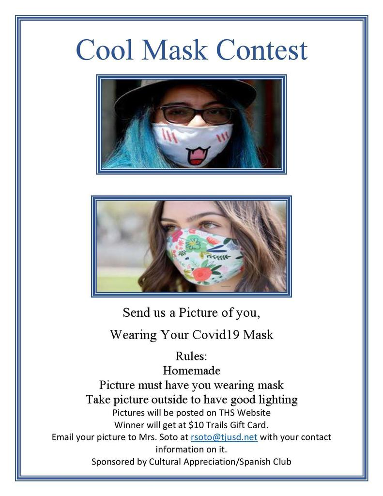 Facemask Flyer